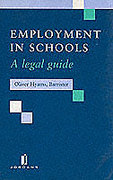Cover of Employment in Schools: A Legal Guide
