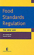 Cover of Food Standards Regulation