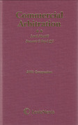 Cover of Commercial Arbitration 2nd ed : 2001 Companion Volume