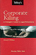 Cover of Corporate Killing