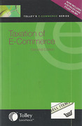 Cover of Taxation of E-Commerce