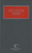Cover of The Law of Tort