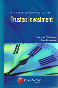 Cover of A Practitioner's Guide to Trustee Investment (Old Jacket)