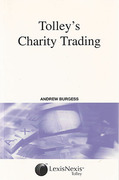 Cover of Tolley's Charity Trading