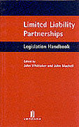 Cover of Limited Liability Partnerships Legislation Handbook