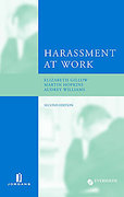 Cover of Harassment at Work