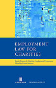 Cover of Employment Law for Charities