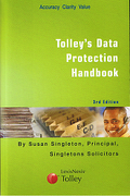 Cover of Tolley's Data Protection Handbook