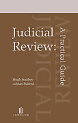 Cover of Judicial Review: A Practical Guide