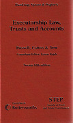 Cover of Ranking, Spicer & Pegler's Executorship Law, Trusts and Accounts