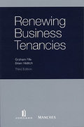 Cover of Renewing Business Tenancies