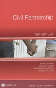Cover of Civil Partnerships: The New Law