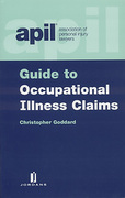 Cover of APIL Guide to Occupational Illness Claims