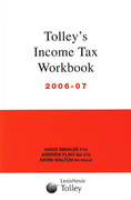 Cover of Tolley's Income Tax Workbook 2006 - 2007