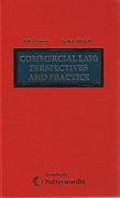 Cover of Commercial Law: Perspectives and Practice