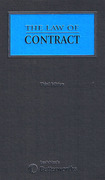 Cover of The Law of Contract