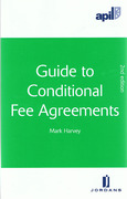 Cover of APIL Guide to Conditional Fee Agreements