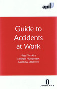 Cover of APIL Guide to Accidents at Work
