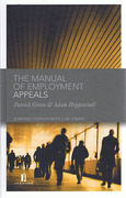 Cover of The Manual of Employment Appeals