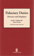 Cover of Fiduciary Duties: Directors and Employees