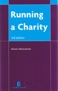 Cover of Running a Charity