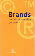 Cover of Brands: Law, Practice and Precedents