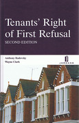Cover of Tenant's Right of First Refusal