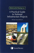 Cover of Butterworths Planning Law: A Practical Guide to National Infrastructure Projects