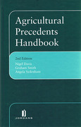 Cover of Agricultural Precedents Handbook