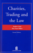 Cover of Charities, Trading and the Law