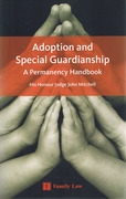 Cover of Adoption and Special Guardianship: A Permanency Handbook