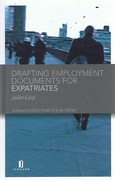 Cover of Drafting Employment Documents for Expatriates