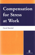 Cover of Compensation for Stress at Work