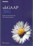 Cover of Deloitte ukGAAP 2011: Financial Statements for UK Unlisted Groups