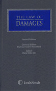 Cover of The Law of Damages