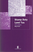 Cover of Stamp Duty Land Tax