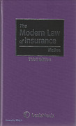 Cover of The Modern Law of Insurance