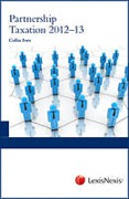 Cover of Tolley's Partnership Taxation 2012-13