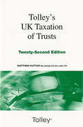 Cover of Tolley's UK Taxation of Trusts