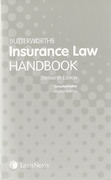 Cover of Butterworths's Insurance Law Handbook