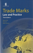 Cover of Trade Marks Law and Practice
