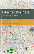 Cover of Internet Business: Commerce and Tax