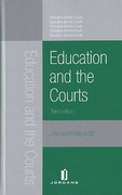 Cover of Education and the Courts