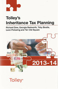Cover of Tolley's Inheritance Tax Planning 2013-14