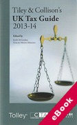 Cover of Tiley & Collison's: UK Tax Guide 2013-14 (eBook)