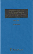 Cover of Bennion on Statutory Interpretation 6th ed