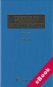 Cover of Bennion on Statutory Interpretation (eBook)