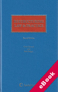 Cover of Restructuring Law and Practice (eBook)