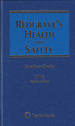 Cover of Redgrave's Health and Safety 8th ed with 2nd Supplement