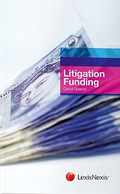 Cover of Litigation Funding